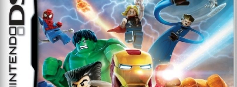 LEGO Marvel Super Heroes: Universe in Peril now on DS