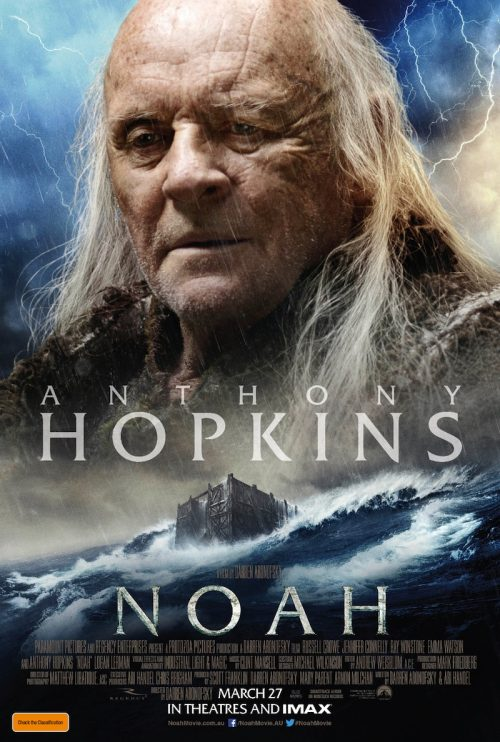 Final NOAH Character Poster Shows Anthony Hopkins' Methuselah