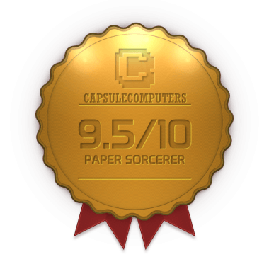 Paper-Sorcerer-Badge