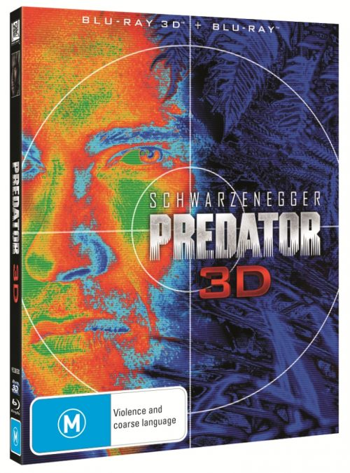 Predator Hunts Down a 3D Release