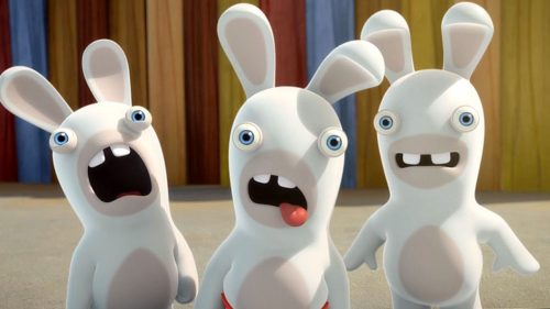 Rabbids Set to Hit the Big Screen