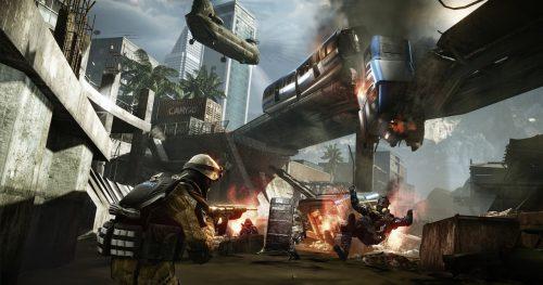 The Warface Xbox 360 Edition Beta Has Begun