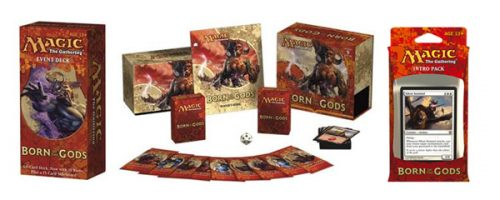 Magic the Gathering – Born of the Gods Out Now