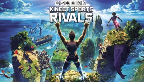 Explore the Island in Kinect Sports Rivals