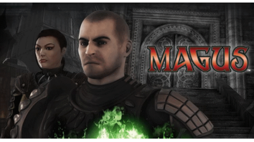 Magus Is Now Available