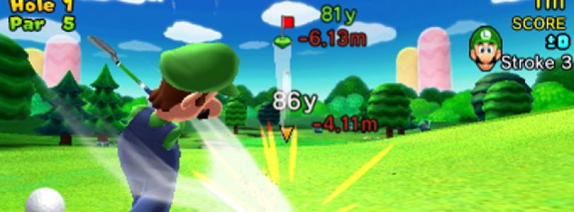 Mario Golf World Tour Release Date Set