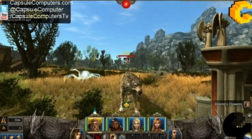 CC Impact! Presents Might & Magic X: Legacy