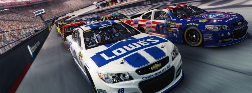 NASCAR 14 out now on Xbox 360, PS3 and PC