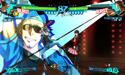 Persona 4 Arena Ultimax announced for North American release