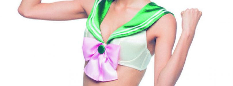 Sailor Moon Lingerie Set Released and It's Delightful