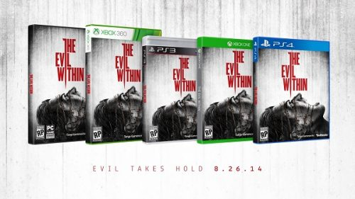 The Evil Within worldwide release dates revealed