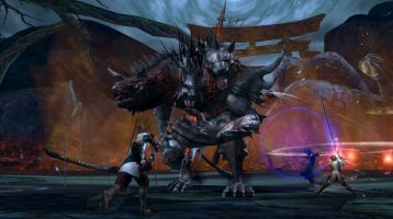 Toukiden's free crossover DLC with Soul Sacrifice available now