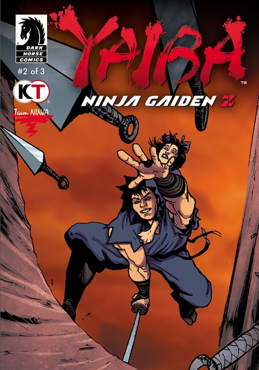 yaiba-ninja-gaiden-z-comic-volume-2-cover