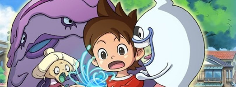 Level 5 exploring idea of Yokai Watch localization