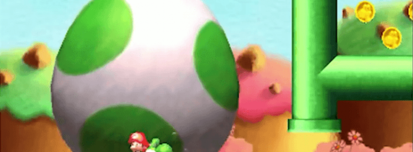 Yoshi Gets 'Egg-otic' With New Trailer