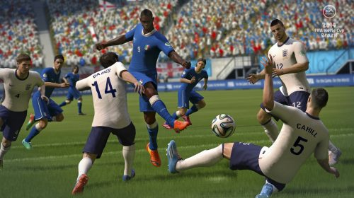Gameplay Trailer Released for 2014 FIFA World Cup Brazil