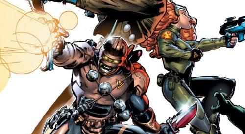 Alien Legion: Uncivil War Issue 1 Preview