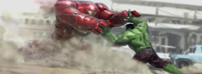 Quicksilver, Scarlet Witch and Hulkbuster Revealed in Avengers: Age of Ultron Concept Art
