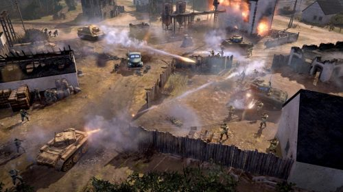 Company of Heroes 2: The Western Front Armies Announced by SEGA