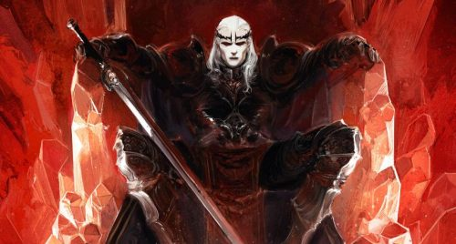 """Titan Comics Set To Release """"Elric"""" and """"Void"""" Graphic Novels"""