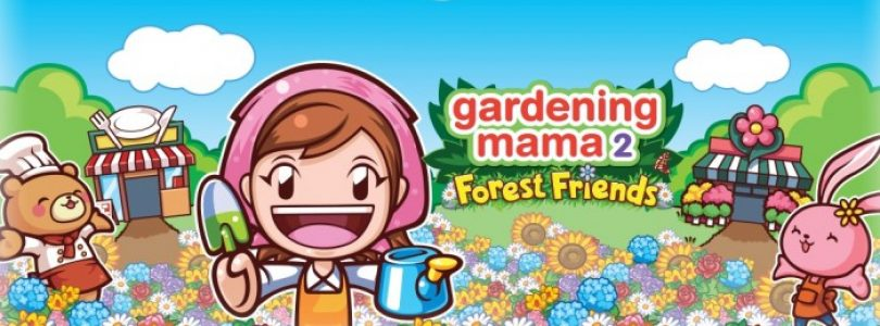 Gardening Mama 2: Forest Friends Coming to 3DS This Spring