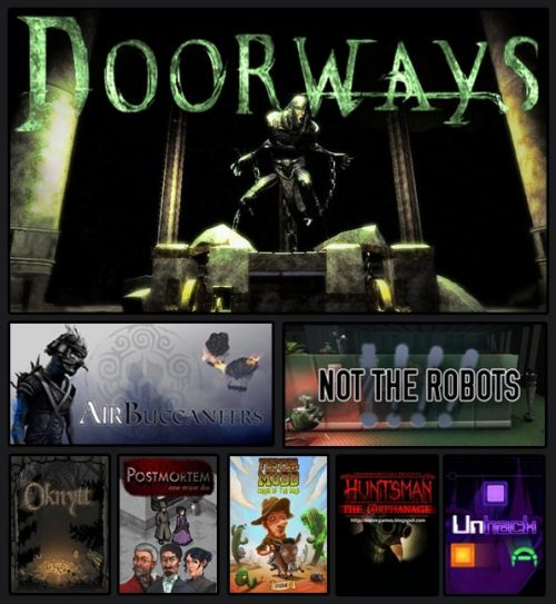 WIN – 10x CC IndieGala Doorsways Bundles