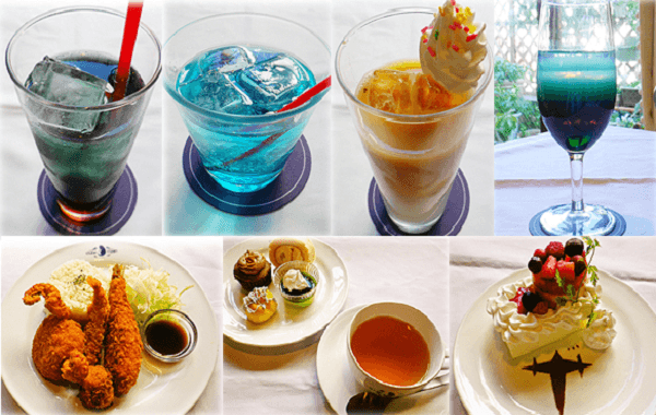 Kill-La-Kill-Maid-Cafe-Menu-Items
