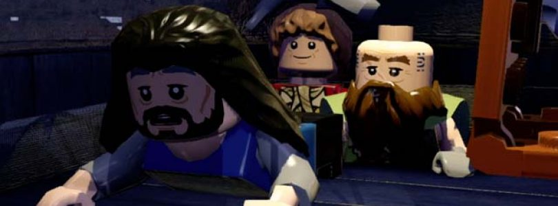 LEGO The Hobbit Buddy-Up Trailer Released