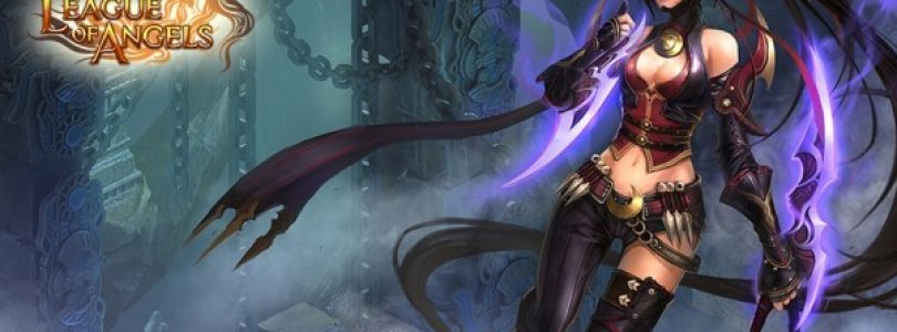 League of Angels opens 100th server