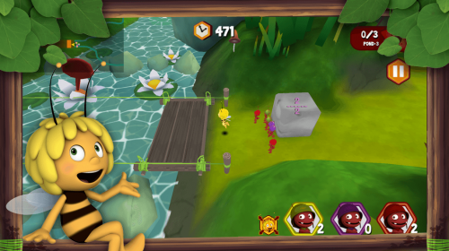Maya The Bee Arrives On iOS and Android