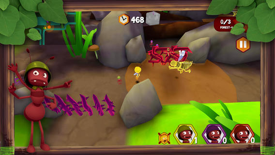 Maya-The-Bee-The-Ants-Quest-Screenshot-04