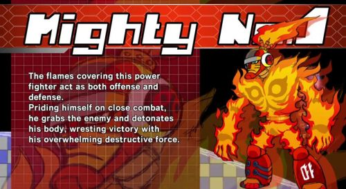 "More Early Footage Released For Keiji Inafune's ""Mighty No. 9"""