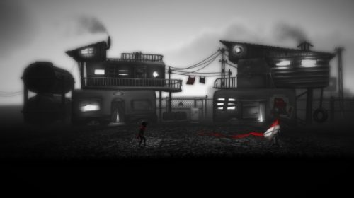 Monochroma, A Dystopian Cinematic Puzzle Platformer Launching This April