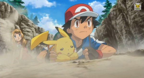 pokemon xy the movie cocoon of destruction diancie new trailer