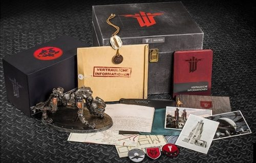 Wolfenstein: The New Order 'Panzerhund Edition' revealed but be careful