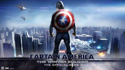 Captain America: The Winter Soldier The Official Game Out Now
