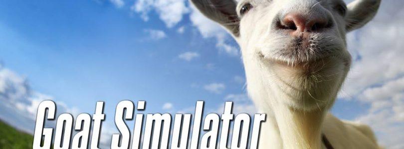 Goat Simulator Release Date Announced
