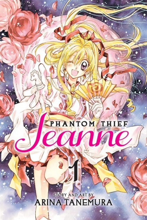 Viz's Phantom Thief Jeanne Volume 1 now available for purchase