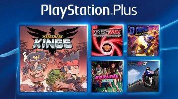 Australian PS Plus April Instant Game Collection