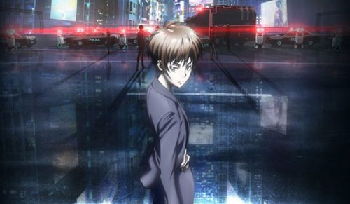 Psycho-Pass 2 Trailer Streamed and Film Announced