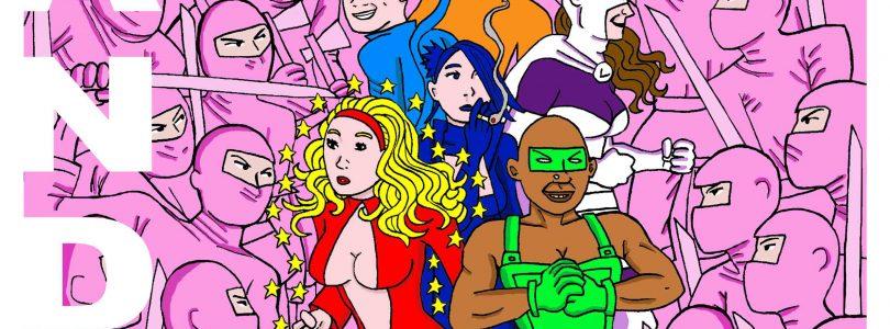"Titan Comics Releases ""Spandex"" and ""The O Men"" Digitally"