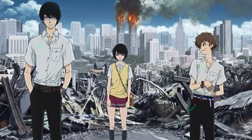 Zankyo no Terror Anime Trailer