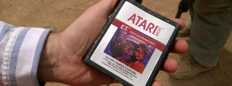 E.T. Urban Legend Proven in Excavation