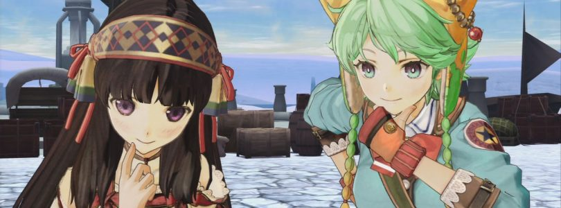Atelier Shallie's debut gameplay footage revealed