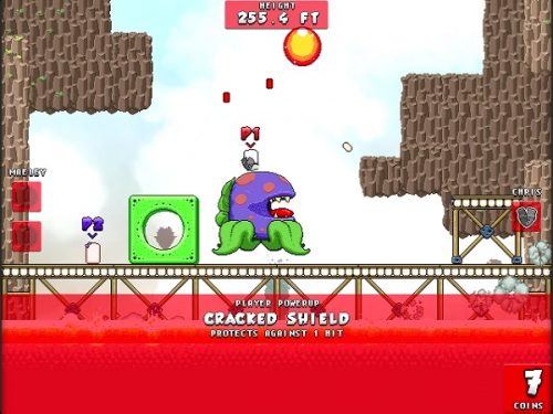 Avalanche 2: Super Avalanche Is Now On Steam Greenlight