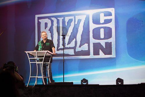 Blizzard announces Blizzcon 2014