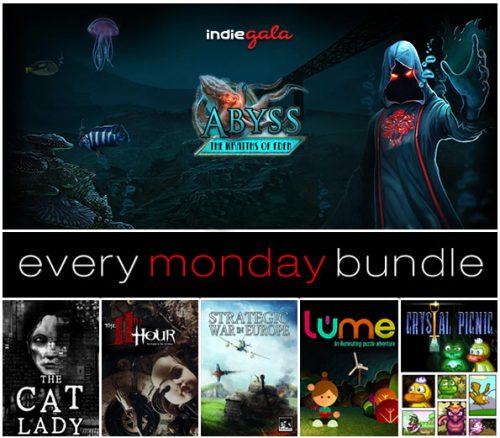 WIN – 10x CC IndieGala Every Monday #5 Bundle