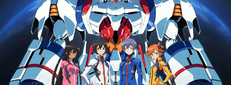 """Sentai Filmworks"" Licenses ""Captain Earth"""