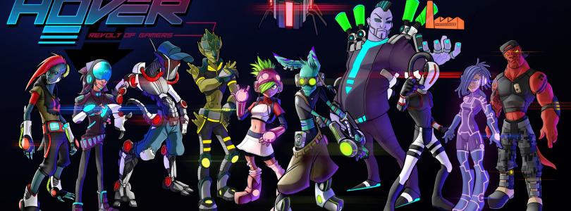Hover: Revolt of Gamers Lands on Kickstarter
