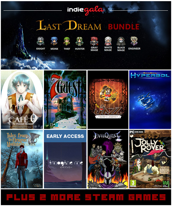 Capsule Computers IndieGala Monthly April Indie Bundle